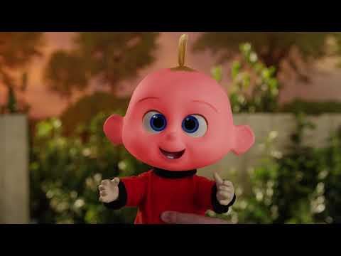 Jack-Jack Attacks Toy Commercial | Disney Pixar's Incredibles 2 | JAKKS Pacific