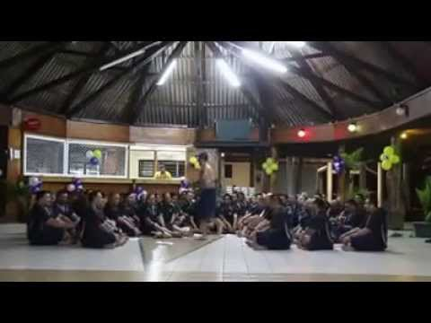 Samoa Police NZ Fiafia night pese faamavae - UN SIDS SAMOA Conference 2014
