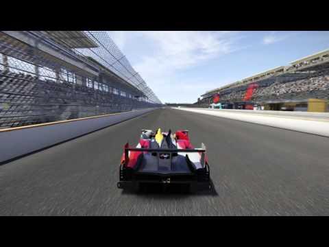 xbox one Forza 6 Audi R15 TDI Sport Team Joest P983 2011 @ Indianapolis GP Circuit