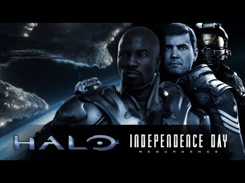 Independence Day: Resurgence - Halo Cinematic Mashup #1 - HD [720p]