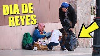 NO RECIBIERON NADA EN EL DIA DE REYES Y LES REGALE ESTO