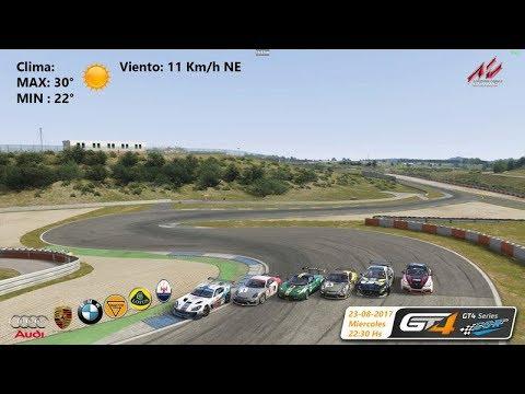 GT4 Fecha 2 Estoril Carrera 1 23-08-2017 by CSR