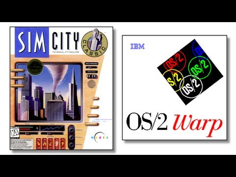 LGR - SimCity Classic for IBM OS/2