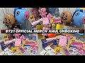 UNBOXING: BT21 MERCH HUGE HAUL | PH🇵🇭
