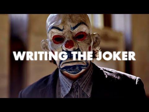 Christopher Nolan Explains The Dark Knight
