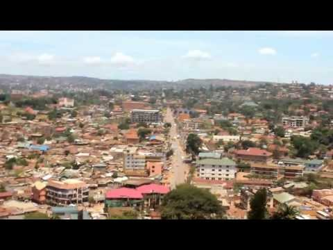 Bird's-Eye View of Kampala