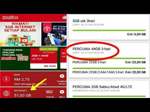 Download 🔴 Cara daptar INTERNET termurah MAXIS/ HOTLINK di Malaysia
