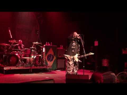 February 21 2017 Max & Igor Cavalera (full live concert) [Gramercy Theatre, New York City]