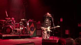 February 21 2017 Max & Igor Cavalera (full live concert) [Gramercy Theatre, New York City]