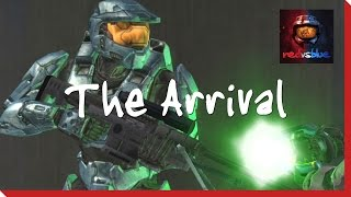 Season 4, Episode 77 - The Arrival | Red vs. Blue