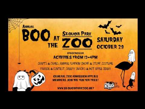 Boo at the Zoo 2016