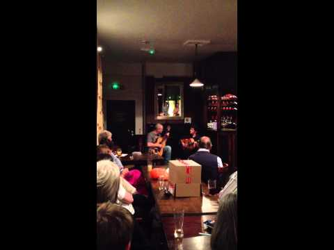 Anoush Saddat and Chris Carley Flamenco Guitar