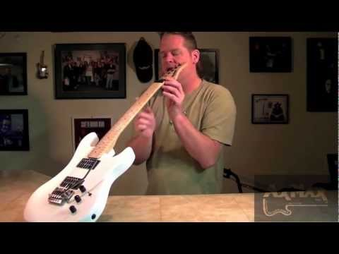 How To Buy An Electric Guitar Pt1: Inspecting The Neck When Buying An Electric Guitar