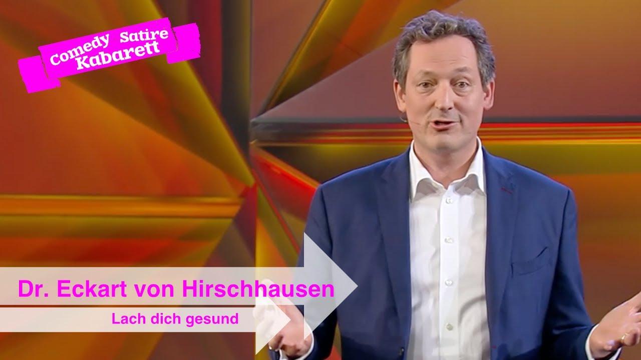 Dr. Eckart von Hirschhausen: Lach dich gesund - Stand Up, Kabarett, Comedy, Deutsch,