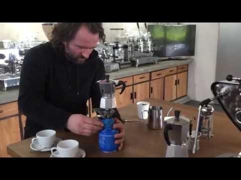 How To Make Cappuccino At Home! - Latte Art With Italian Moka