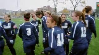 Équipe féminine de soccer des Citadins – saison 2012-2013