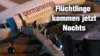 Flüchtlinge werden heimlich nach Deutschland gebracht