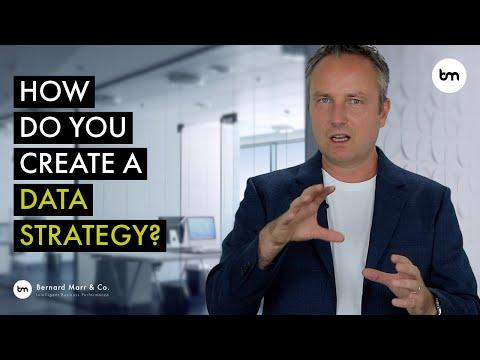 How Do You Create A Data Strategy?
