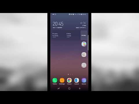 """How to Edit """"Quick Responses"""" to Reject Incoming Call on Samsung Galaxy S8 (HD)"""
