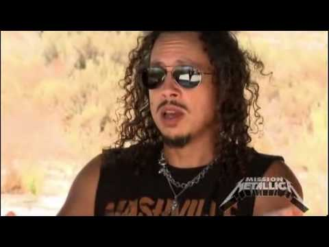 Metallica - Death Magnetic Track By Track (2008) [Full Interview]
