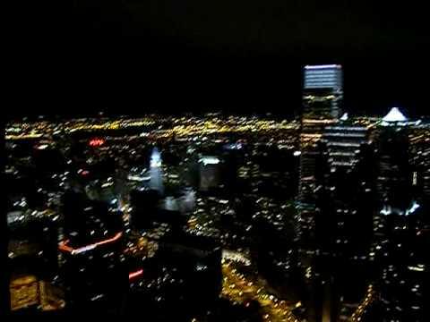 Helicopter View of Philadelphia
