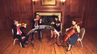 All You Need Is Love Beatles-  WeddinGigs String Quartet Cover