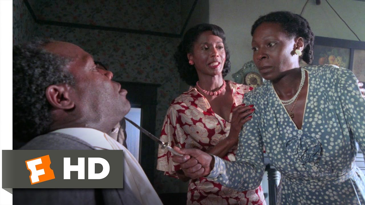The Color Purple (4/6) Movie CLIP
