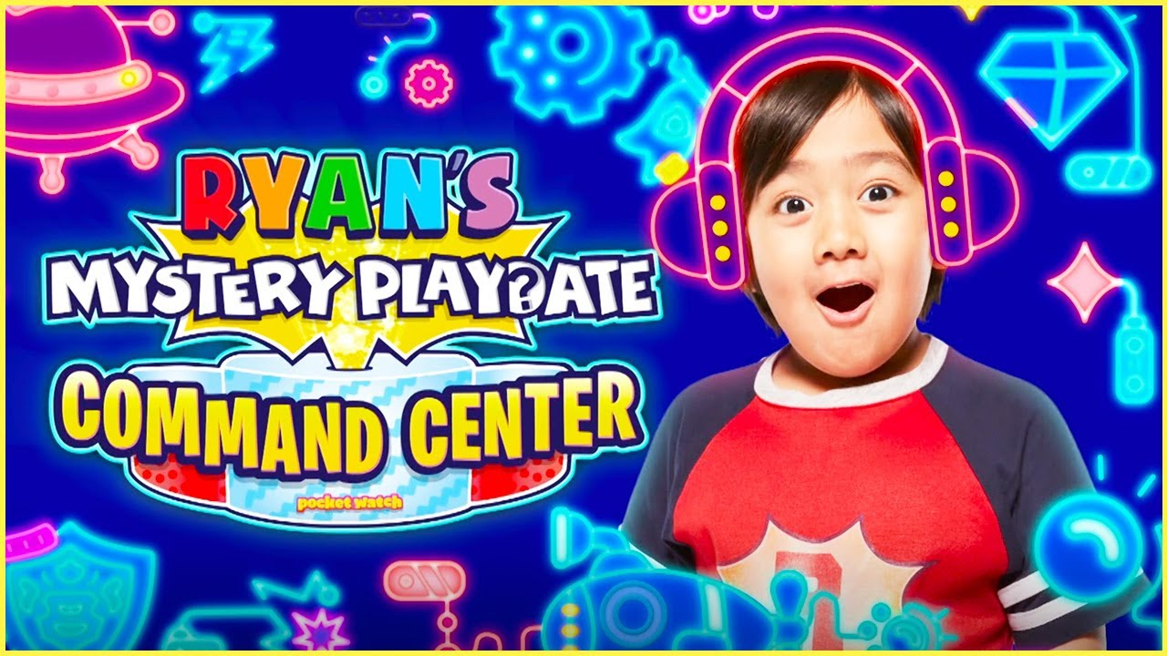 Download New Ryan's Mystery Playdate Episode is revealed!! Command Center is starting on May 3rd!