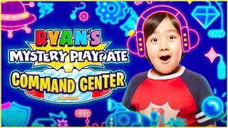 New Ryan's Mystery Playdate Episode is revealed!! Command Center is starting on May 3rd!