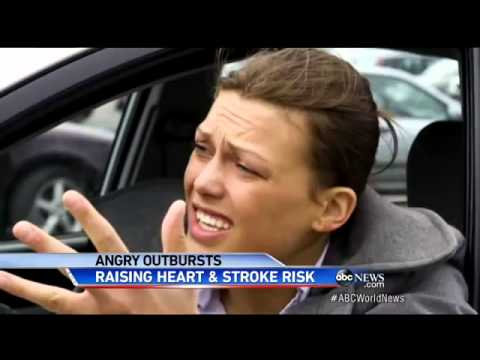 Anger Linked to Heart Attacks: Emmotion`s Effect on Heart Healt