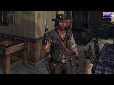 RPCS3 PS3 Emulator - Red Dead Redemption Ingame / Gameplay! VULKAN (33d01fd2)