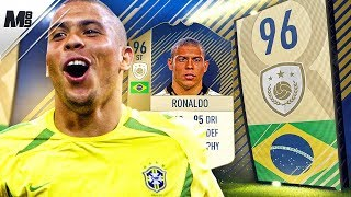 FIFA 18 PRIME RONALDO REVIEW | 96 PRIME RONALDO PLAYER REVIEW | FIFA 18 ULTIMATE TEAM