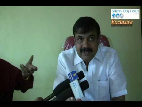 P NAGARAJU, Chairman, Karnataka Co Operative Milk Producers' Federation Limited