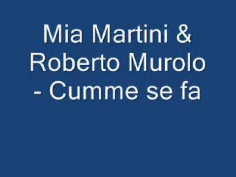 Mia Martini & Roberto Murolo - Cumme se fa
