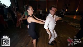 Emek & Betul - Salsa Social Dancing | Bodrum Latin Dance Festival 2018
