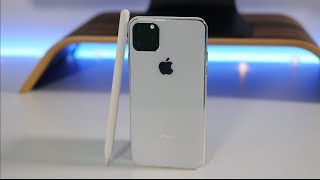 iPhone 11 Adding Apple Pencil Support? - Do we want this or 3D Touch?