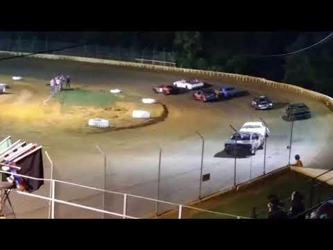 Lake Cumberland Speedway hobby stock feature video 2