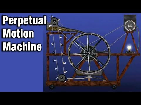 Free Energy - Perpetual Motion Machine