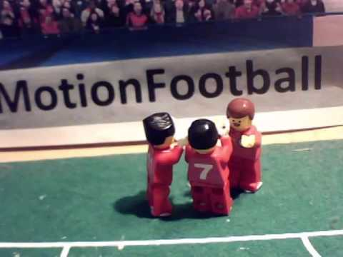 World Cup 2014 - Brazil vs Chile - Goals and Highlights - in LEGO