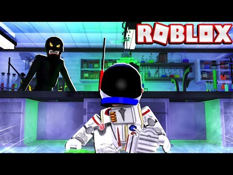 DON'T GO CAMPING IN A SCIENCE LAB!! - ROBLOX LABORATORY