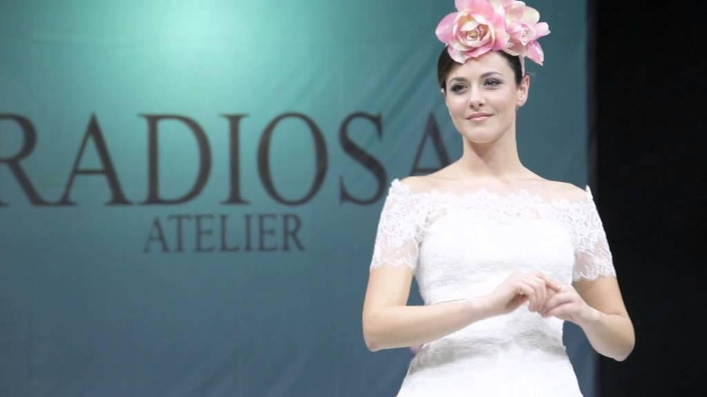 9f1718b8041a Radiosa Atelier - Sfilate 2016 - Matrimonio Sposa e Sposo - YouTube