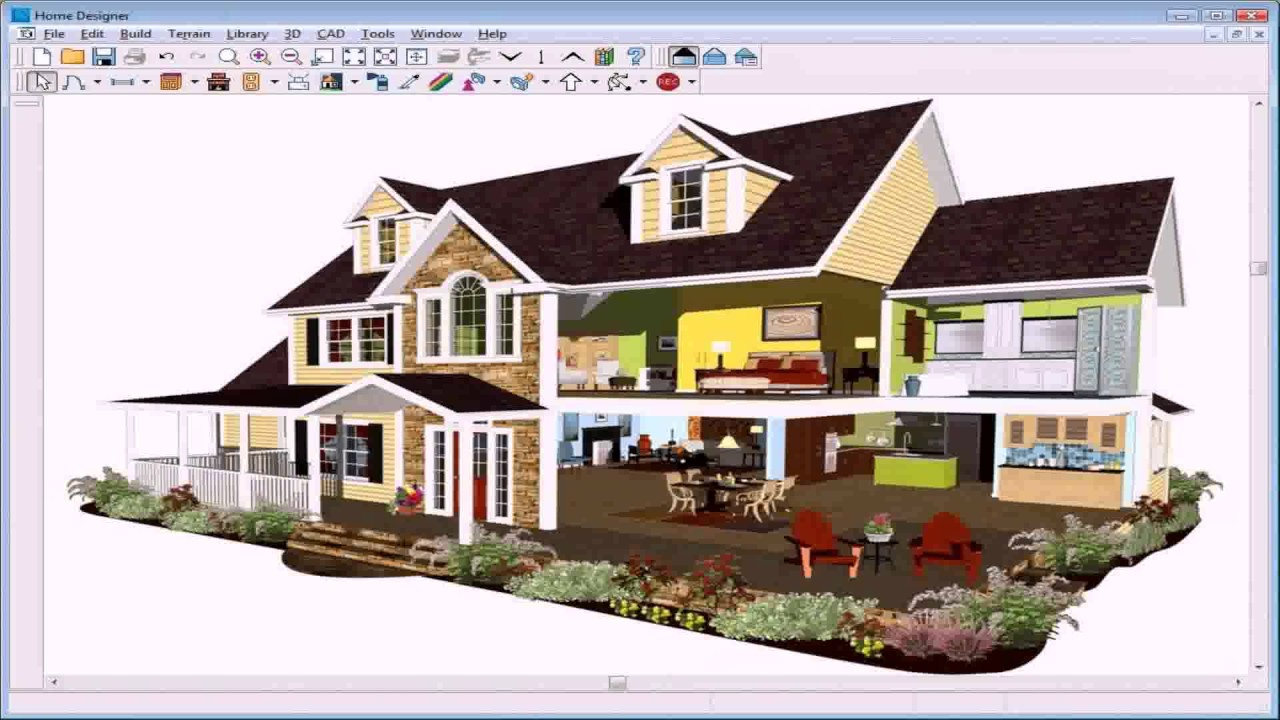 Best free house design software uk see description youtube - Best free home design software ...