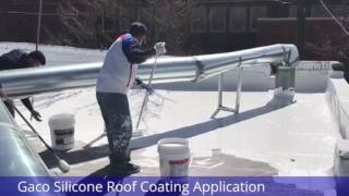 Flat Roof | Roof Coating | Excel Roofing