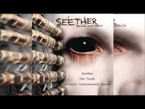 Seether The Truth (Acoustic Instrumental Cover)