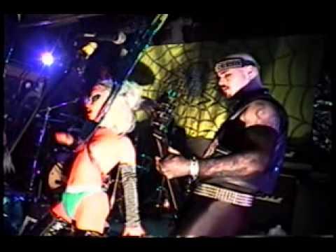 The Voluptuous Horror of Karen Black live NYC 1999