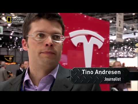 ¿Cómo se fabrica el Tesla Model S HD 720p?