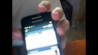 Como descargar WhatsApp en Samsung Galaxi Ace
