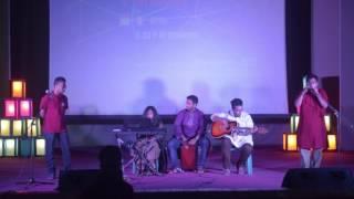 Khachar vitor ochin pakhi (Instrumental Cover) (Reception of BUET CSE'16)