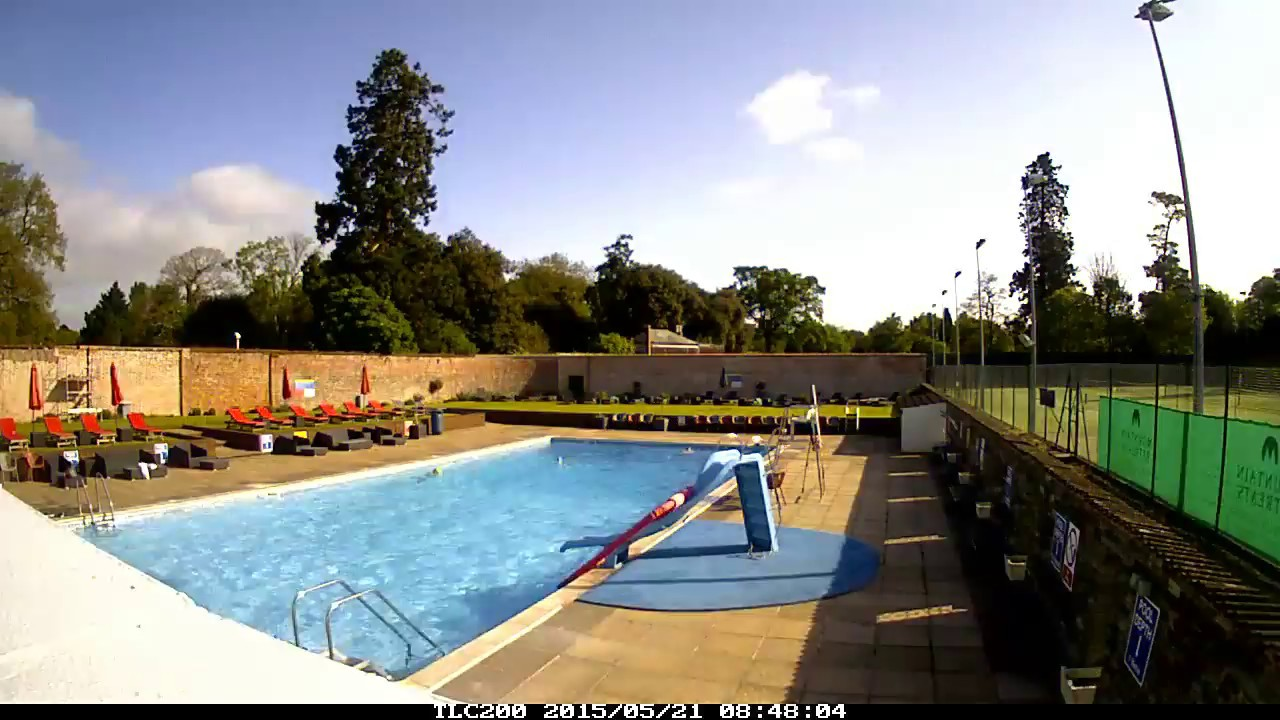 Outdoor Pool Exeter Golf And Country Club Youtube
