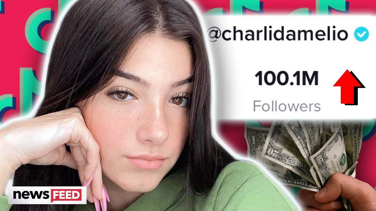 Fans Accuse Charli D'Amelio Of BUYING Followers To Hit 100M!